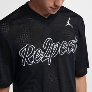 Nike JORDAN RE2PECT Jeter Men's Baseball Jersey